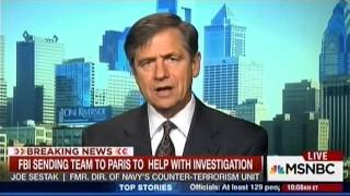 Admiral Joe Sestak Discusses Paris Terror Attack, ISIS, and Needed Strategic Changes