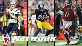 Patriots, Steelers, or Falcons: Who Has the Best Offense Heading into the 2017 Season? | GMFB | NFLN