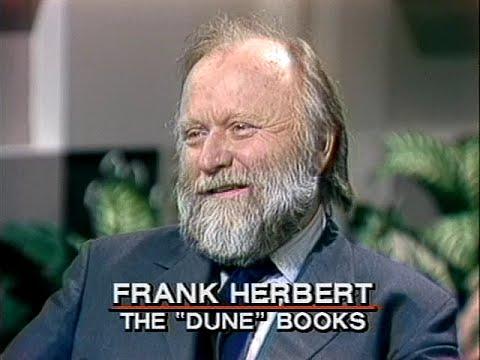 Frank Herbert - NBC Interview