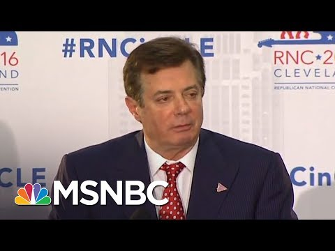 Top Clinton Aide On Manafort Indictment: Justice Will Be Served | The Beat With Ari Melber | MSNBC