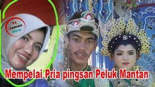 Download Video Viral!! Pengantin Pria Pingsan Peluk MANTAN Saat Bernyanyi Dipernikahannya MP3 3GP MP4