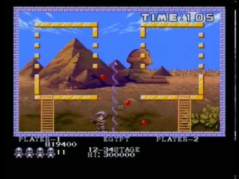 PANG (AMIGA - FULL GAME)