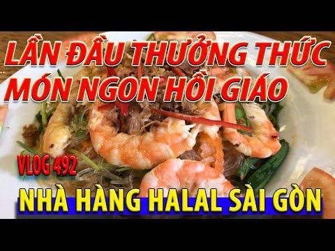 Nhà hàng HALAL MALAYSIA món lạ ngon miệng giữa SÀI GÒN - HỘI NGỘ VIỆT KIỀU ÚC I cuộc sống sài gòn