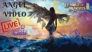 League of Angels III / Лига Ангелов 3 - ЗБТ (Часть 4) Новые ангелы и прокачка