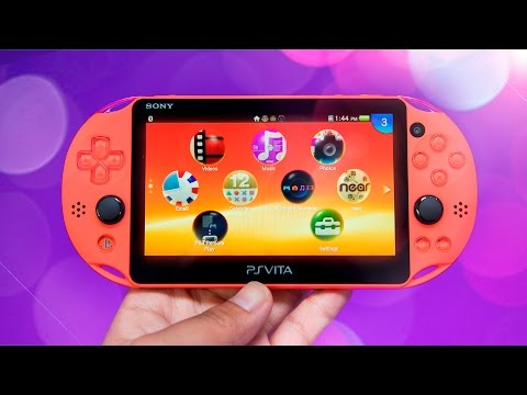 Why Does the PS Vita Exist in 2017?