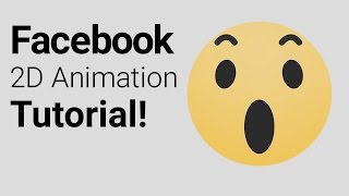 After Effects Facial Animation Tutorial For Beginners │ Easy To Follow!