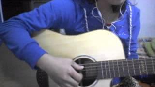 Yêu thương muộn màng - Minh Vương Ft Thùy Chi - guitar cover