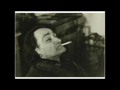 Antonin Artaud - Me cago en el espíritu