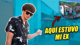 REGRESE AL LUGAR DONDE MIRE A MI EX NOVIA CON OTRO CHICO (HotSpanish Vlogs)