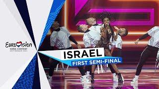 Eden Alene - Set Me Free - LIVE - Israel 🇮🇱 - First Semi-Final - Eurovision 2021