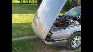 1990 Buick lesabre Custom cold air intake / how to
