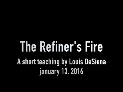Short Films The Refiner's Fire