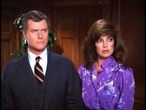 DALLAS: Season 4 (1980-81) Clip (The Fourth Ewing Son)