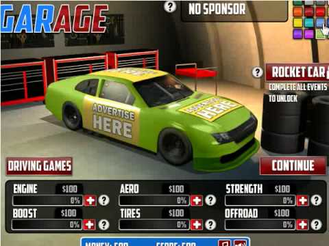 American Racing 2 Wwwagame Agamecom YouTube