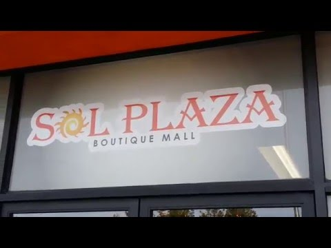 ***AV SHOPPING CENTER CA. | USA | SOL PLAZA