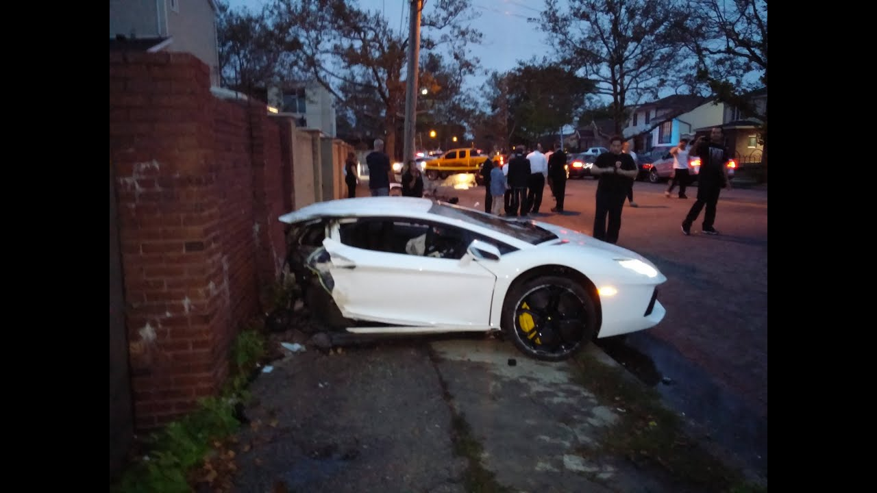 Top10 Most Brutal Lamborghini Crashes Ever Recorded Full Hd 18 Youtube