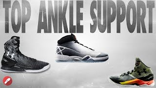 Top 8 Shoes For Ankle Support!