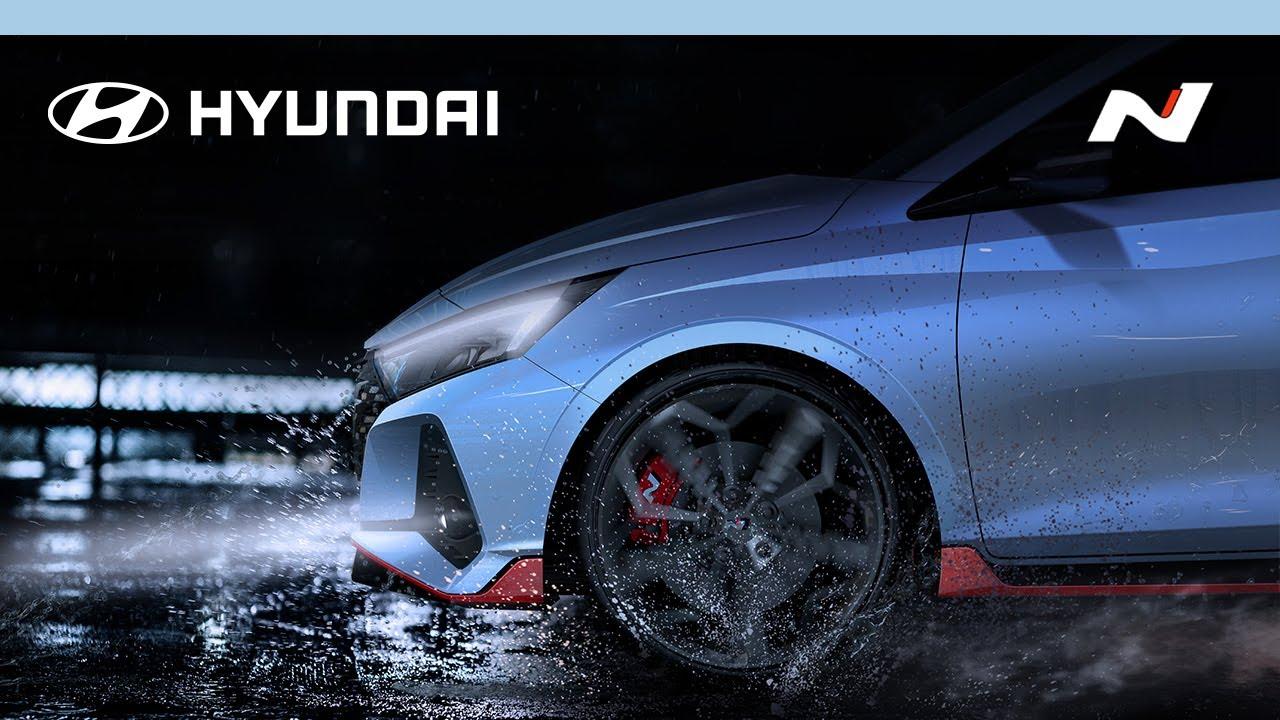 All-New Hyundai i20 N | Sound