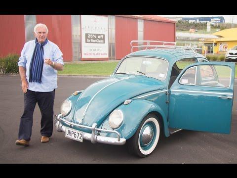 VW New Zealand Ivan and Beth Hodge escort to MOTAT