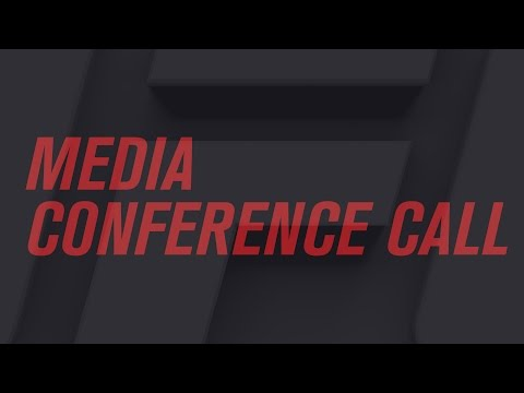 UFC 202: Diaz vs. McGregor Media Conference Call