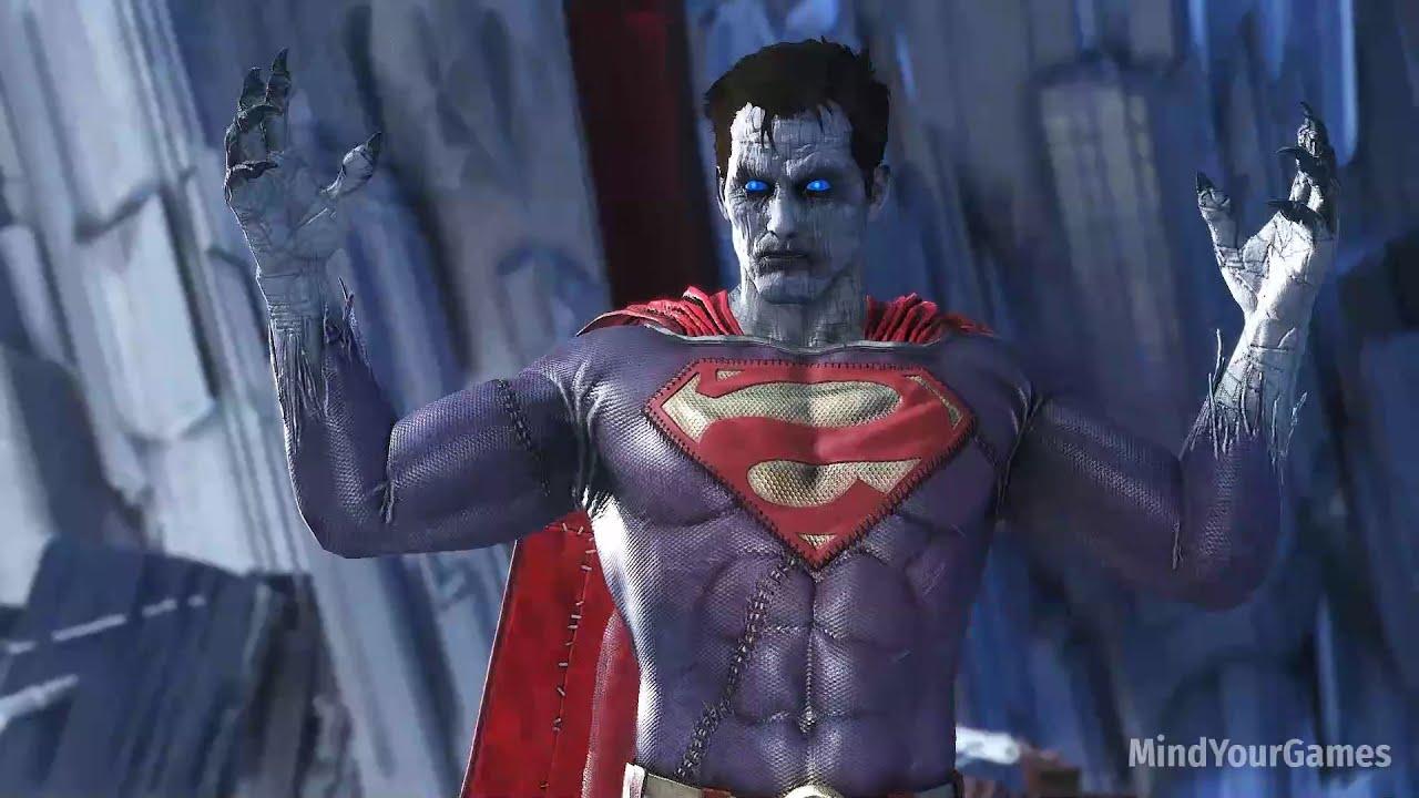 Download Superman Meets Bizarro