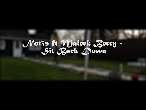 Not3s Ft Maleek Berry   Sit Back Down Freestyle Dance (@seun_db)