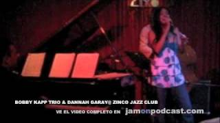 Bobby Kapp trio @ Zinco jazz club