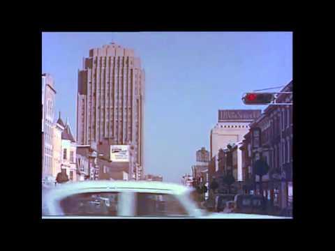 One Minute of Bethlehem & Allentown Pa 1953