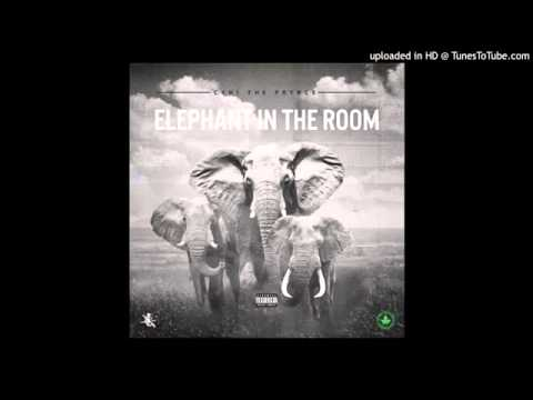 Cyhi the Prince Elephant In The Room (Kanye West Diss)