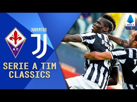 Fiorentina V Juventus (2013) | Pogba, Pirlo And Rossi Star! | Serie A TIM Classics | Serie A TIM