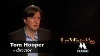 LES MISERABLES - Tom Hooper Interview