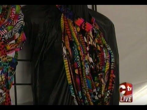 African Fashion Trends At Emancipation Village