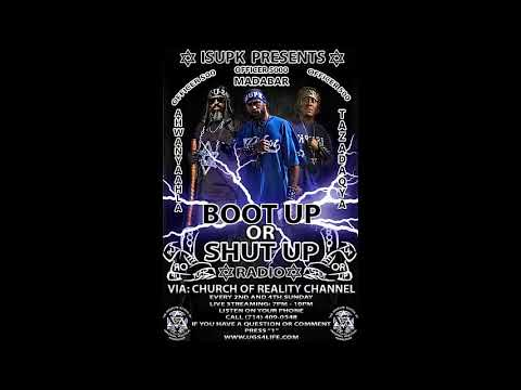 ISUPK BOOT UP OR SHUT UP RADIO EP 2. CAPTAIN CHAATAZA VS CHRISTIAN PASTOR WILL CONTINUES