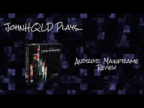 Android: Mainframe Review - JohnHQLD
