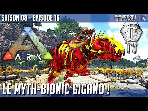 ARK Bionic Skins Rex And Giga Guide How To Get