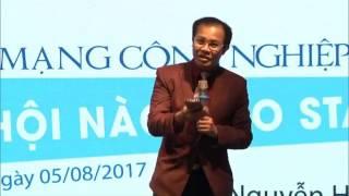 """Cuộc """"Cách mạng công nghiệp 4.0"""", Những cơ hội, thách thức đối với Startup Việt Nam"""