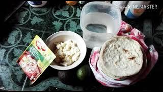 Tortilla soup with claudia y cindy