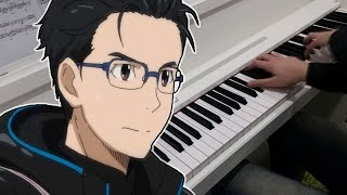 "Yuri!!! on ICE OST - ""Yuri On Ice"" (Piano Cover)"