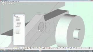 Sketchup Tutorial Lesson 4 Wooden Toy Steam Loco Model