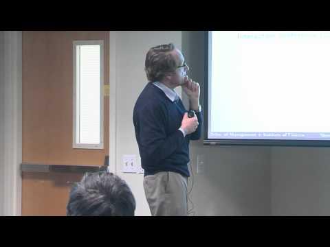 "Emmanuel Haven - ""'Quantum-likeness' in Economics and Finance"""