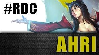 Rap dos Champions - Ahri - Méqui Huê [League of Legends]