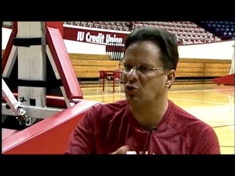 One-on-one interview with Tom Crean