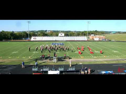 Magna Vista High School Marching Warriors 9/23/2017