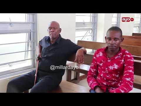 Walivyofikishwa Mahakamani waliopeperusha Bendera ya Tanzania katika meli