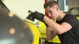 Gambar cover Porsche 911 Carrera T Detailed - Gtechniq Platinum at Dick Lovett Porsche Cardiff