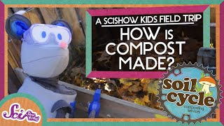 How Compost Is Made: A Field Trip!