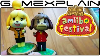Animal Crossing: amiibo Festival UNBOXING - Isabelle & Digby amiibo