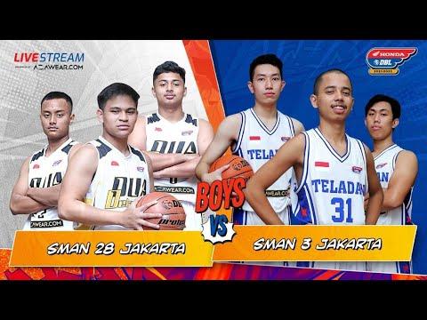 Download LIVE: SMAN 28 JAKARTA VS SMAN 3 JAKARTA