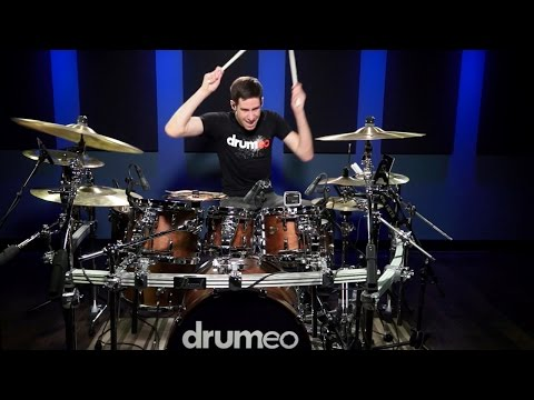 Metallica - Enter Sandman - Drum Cover