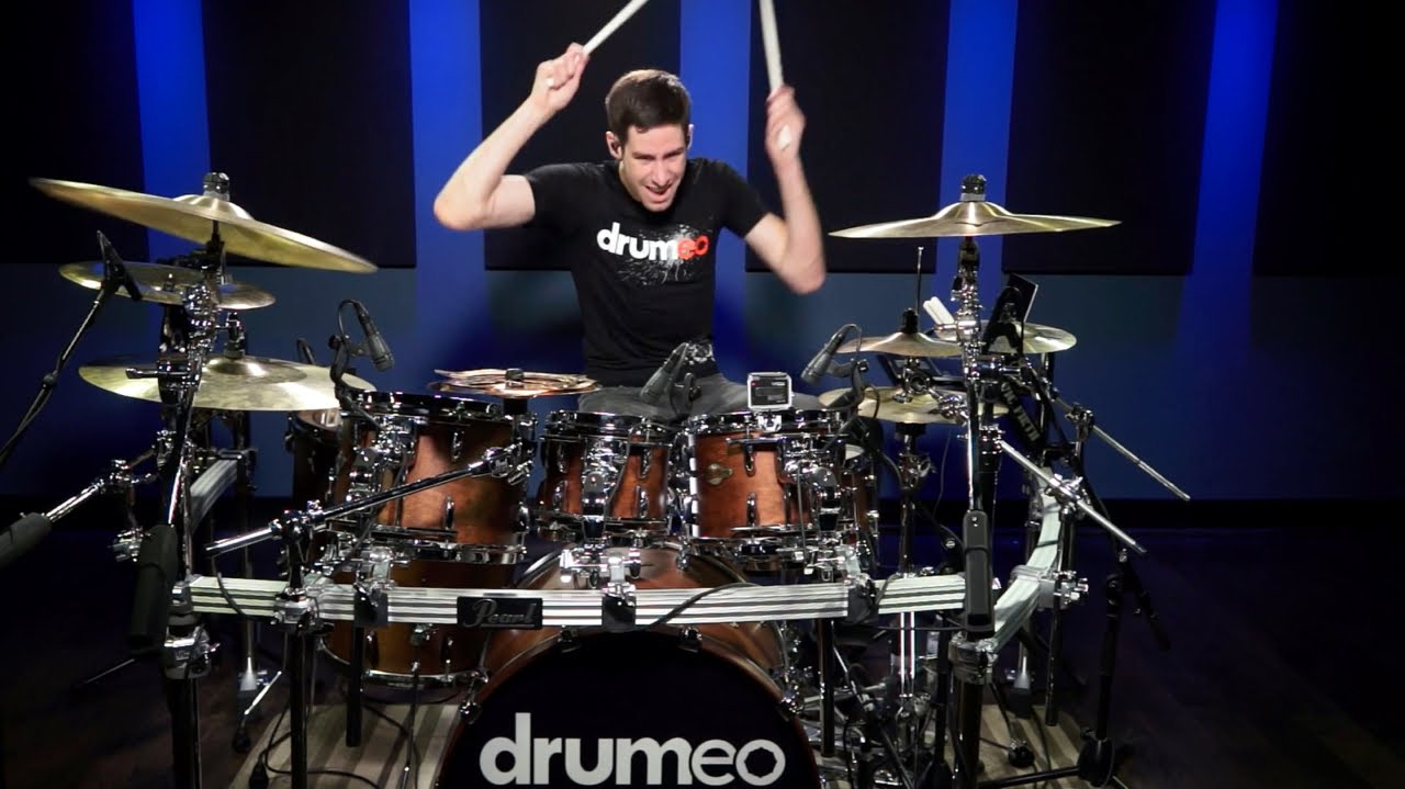 Drum Set Wallpaper Hd Metallica Enter Sandman Drum Cover Youtube